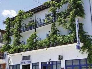 Pauschalreise Hotel Griechenland, Thassos, Theo in Chrissi Ammoudia  ab Flughafen