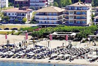 Pauschalreise Hotel Griechenland, Olympische Riviera, Olympic Star Beach Hotel in Nei Pori  ab Flughafen Erfurt