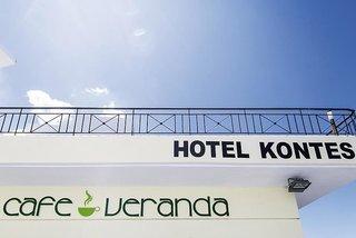 Pauschalreise Hotel Griechenland, Paros (Kykladen), Hotel Kontes in Parikia  ab Flughafen