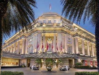 Luxus Hideaway Hotel Singapur, Singapur, The Fullerton Hotel Singapore in Singapur  ab Flughafen Dresden