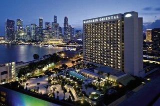 Luxus Hideaway Hotel Singapur, Singapur, Mandarin Oriental Singapore in Singapur  ab Flughafen Dresden