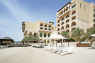 Luxus Hideaway Hotel Vereinigte Arabische Emirate, Abu Dhabi, Shangri-La Hotel Qaryat Al Beri in Abu Dhabi  ab Flughafen