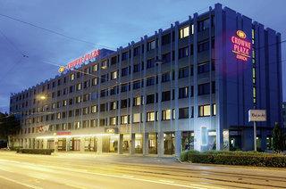 Pauschalreise Hotel Zürich Stadt & Kanton, Crowne Plaza Zurich in Zürich  ab Flughafen Amsterdam