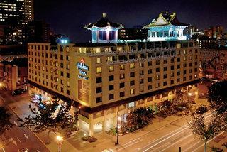 Pauschalreise Hotel Quebec, Holiday Inn Montreal Centreville Downtown in Montreal  ab Flughafen Berlin-Tegel
