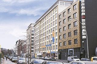 Pauschalreise Hotel Deutschland, Städte Nord, A&O Hamburg City in Hamburg  ab Flughafen Düsseldorf