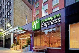 Pauschalreise Hotel New York & New Jersey, Holiday Inn Express New York City Times Square in New York City  ab Flughafen Bruessel