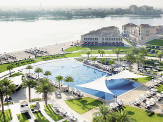 Luxus Hideaway Hotel Vereinigte Arabische Emirate, Abu Dhabi, The Ritz-Carlton Abu Dhabi Grand Canal in Abu Dhabi  ab Flughafen Dresden