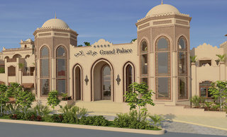 Pauschalreise Hotel Ägypten, Hurghada & Safaga, The Grand Palace in Hurghada  ab Flughafen