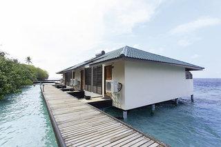 Pauschalreise Hotel Malediven, Malediven - Süd Male Atoll, Embudu Village in Enboodhoo  ab Flughafen Frankfurt Airport