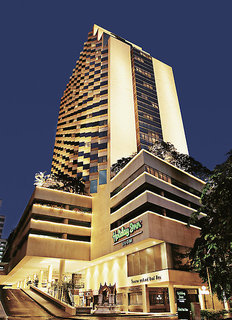 Pauschalreise Hotel Thailand, Bangkok & Umgebung, Holiday Inn Bangkok Silom in Bangkok  ab Flughafen Berlin-Tegel