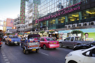 Pauschalreise Hotel Thailand, Bangkok & Umgebung, Royal Bangkok @ Chinatown in Bangkok  ab Flughafen Berlin-Tegel