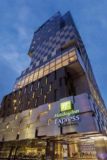 Pauschalreise Hotel Thailand, Bangkok & Umgebung, Holiday Inn Express Bangkok Siam in Bangkok  ab Flughafen Berlin-Tegel