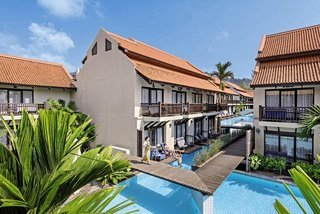Pauschalreise Hotel Thailand, Khao Lak, Khaolak Oriental Resort in Khuk Khak Beach  ab Flughafen Basel
