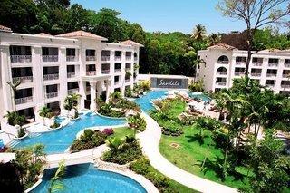 Pauschalreise Hotel Barbados, Barbados, Sandals Barbados in St. Lawrence  ab Flughafen Bruessel