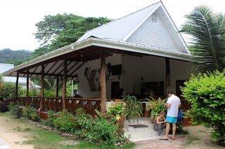 Pauschalreise Hotel Seychellen, Seychellen, Villa Veuve in Insel La Digue  ab Flughafen Amsterdam
