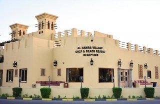Pauschalreise Hotel Vereinigte Arabische Emirate, Ras al-Khaimah, Al Hamra Village Golf & Beach Resort in Ras Al Khaimah  ab Flughafen Bruessel