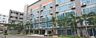 Pauschalreise Hotel Thailand, Pattaya, Sunshine One Hotel Pattaya in Pattaya  ab Flughafen Berlin-Tegel