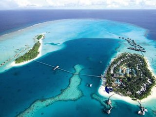 Pauschalreise Hotel Malediven, Malediven - weitere Angebote, Conrad Maldives Rangali Island in Rangali  ab Flughafen Frankfurt Airport
