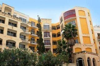 Pauschalreise Hotel Malta, Malta, Il Palazzin Hotel in Qawra  ab Flughafen Berlin-Tegel