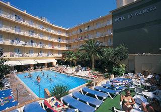 Pauschalreise Hotel Spanien, Costa Brava, Hotel La Palmera & Spa in Lloret de Mar  ab Flughafen Berlin