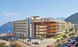 Pauschalreise Hotel Türkei, Türkische Ägäis, Golden Rock Beach Hotel in Marmaris  ab Flughafen Berlin