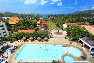Pauschalreise Hotel Thailand, Phuket, Andaman Beach Suites Hotel in Patong  ab Flughafen Basel