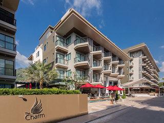Pauschalreise Hotel Thailand, Phuket, The Charm Resort Phuket in Kathu  ab Flughafen Basel