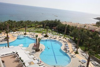 Pauschalreise Hotel Zypern, Zypern Süd (griechischer Teil), Ascos Coral Beach Hotel in Paphos  ab Flughafen Berlin-Tegel
