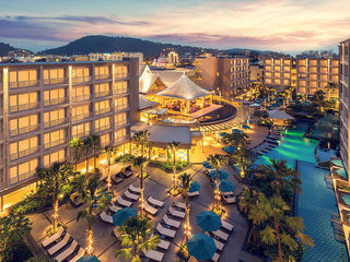 Pauschalreise Hotel Thailand, Phuket, Grand Mercure Phuket Patong in Patong  ab Flughafen Basel