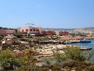 Pauschalreise Hotel Malta, Comino, Comino Hotel in Insel Comino  ab Flughafen Amsterdam