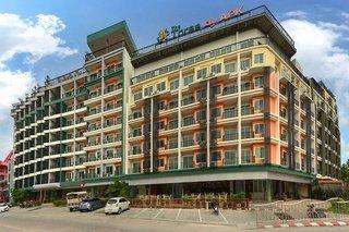 Pauschalreise Hotel Thailand, Phuket, The Three by APK in Kathu  ab Flughafen Basel