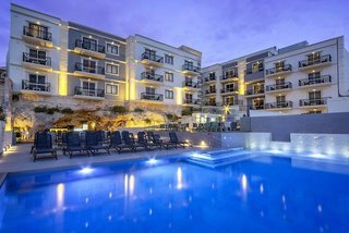 Pauschalreise Hotel Malta, Malta, The Pergola Club Hotel & Spa in Mellieha  ab Flughafen Amsterdam