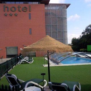 Pauschalreise Hotel Spanien, Costa del Sol, Posadas de España Malaga in Málaga  ab Flughafen Berlin-Tegel