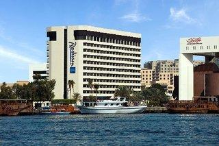 Pauschalreise Hotel Vereinigte Arabische Emirate, Dubai, Radisson Blu Hotel Dubai Deira Creek in Dubai  ab Flughafen Bruessel