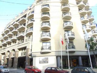 Pauschalreise Hotel Malta, Malta, The Palace Hotel in Sliema  ab Flughafen Berlin