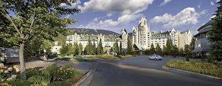 Pauschalreise Hotel Kanada, British Columbia, The Fairmont Chateau Whistler in Whistler  ab Flughafen Berlin