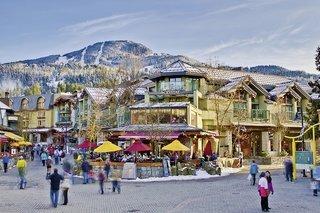 Pauschalreise Hotel Kanada, British Columbia, Crystal Lodge & Suites in Whistler  ab Flughafen Berlin