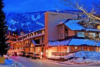 Pauschalreise Hotel Kanada, British Columbia, Listel Whistler in Whistler  ab Flughafen Berlin
