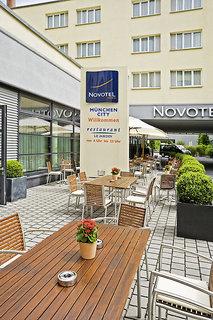 Pauschalreise Hotel Deutschland, Städte Süd, Novotel München City in München  ab Flughafen Bruessel