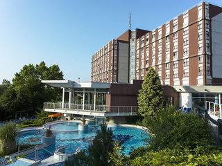 Pauschalreise Hotel Ungarn, Ungarn - Balaton (Plattensee), Danubius Health Spa Resort Aqua in Heviz  ab Flughafen