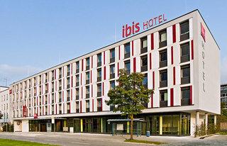 Pauschalreise Hotel Städte Süd, Ibis München City West in München  ab Flughafen Bruessel