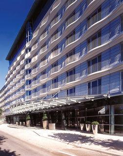 Pauschalreise Hotel Deutschland, Städte Nord, Le Méridien Hotel Hamburg in Hamburg  ab Flughafen Berlin