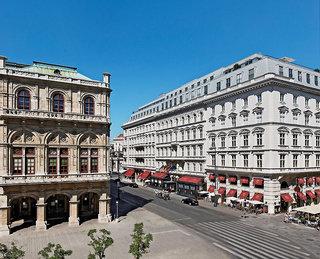 Luxus Hideaway Hotel Österreich, Wien & Umgebung, Sacher in Wien  ab Flughafen Dresden