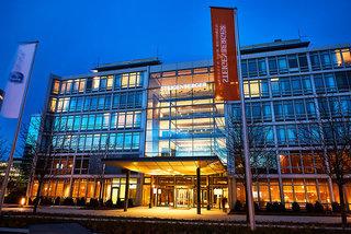 Pauschalreise Hotel Deutschland, Städte Süd, Steigenberger Hotel München in München  ab Flughafen Berlin