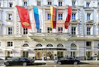 Luxus Hideaway Hotel Deutschland, Städte Süd, Mandarin Oriental Munich in München  ab Flughafen Dortmund