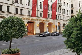 Luxus Hideaway Hotel Deutschland, Städte Süd, Hotel Vier Jahreszeiten Kempinski München in München  ab Flughafen Abflug Nord