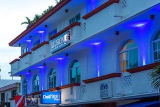 Pauschalreise Hotel Mexiko, Riviera Maya & Insel Cozumel, Illusion Boutique Hotel in Playa del Carmen  ab Flughafen Berlin-Tegel