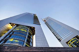 Luxus Hideaway Hotel Vereinigte Arabische Emirate, Dubai, Jumeirah Emirates Towers in Dubai  ab Flughafen Abflug Süd