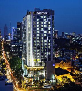 Pauschalreise Hotel Vietnam, Vietnam, Novotel Saigon Centre in Ho-Chi-Minh-Stadt  ab Flughafen