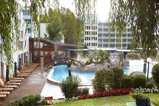 Pauschalreise Hotel Ungarn, Ungarn - Balaton (Plattensee), Naturmed Hotel Carbona in Heviz  ab Flughafen